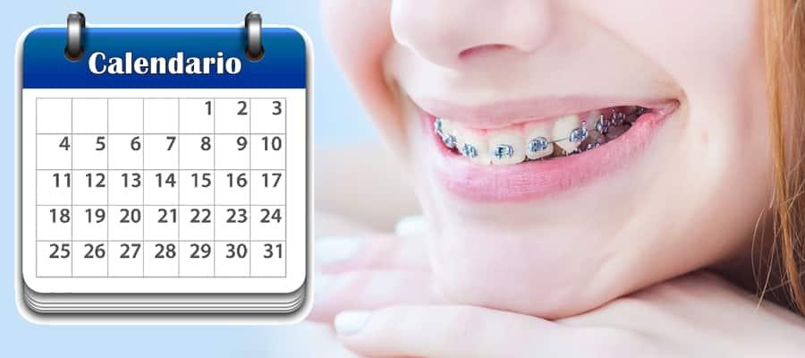 cuanto dura una ortodoncia