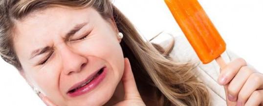 ¿Qué es la sensibilidad dental?
