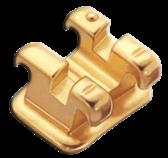 Brackets de oro