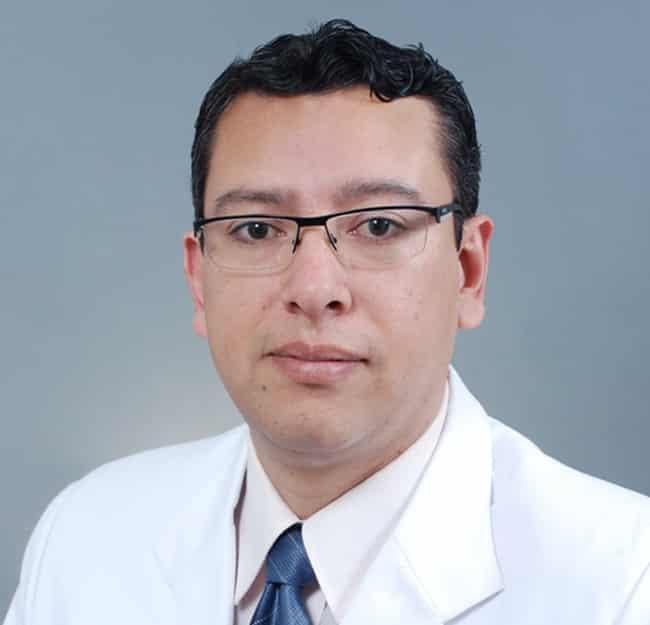Dr Jaime Monroe Ocampo