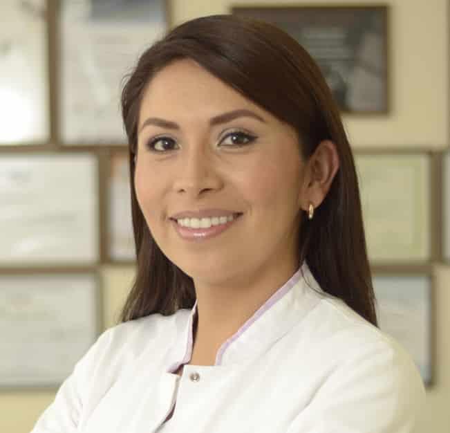 Dra Fátima Paredes Gomez