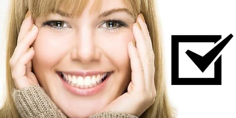 beneficios de blanquear los dientes