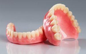protesis completa dental