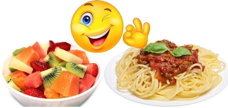 Alimentos que puedes comer con brackets
