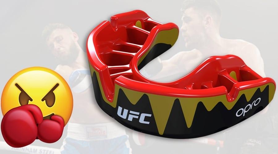protector bucal dental para el deporte