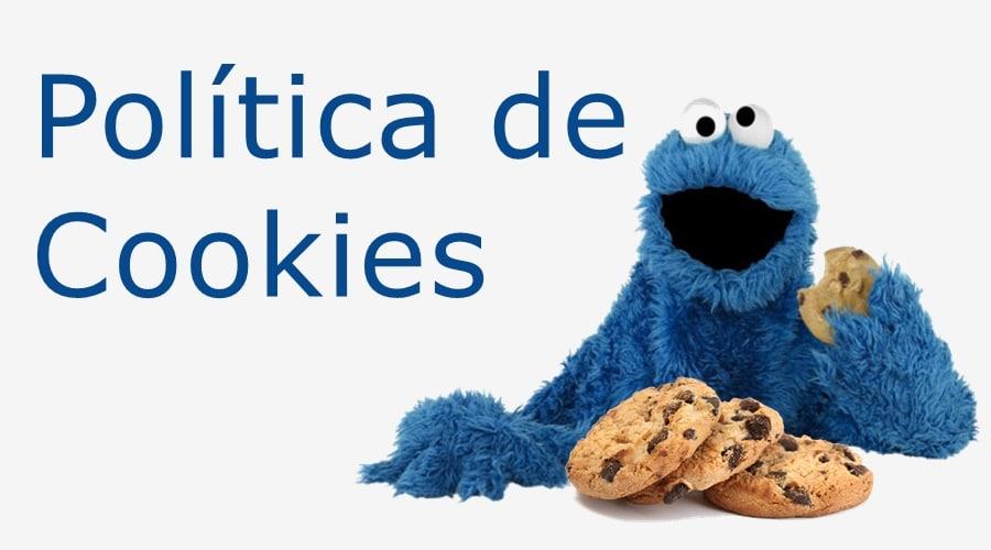 política de cookies dental